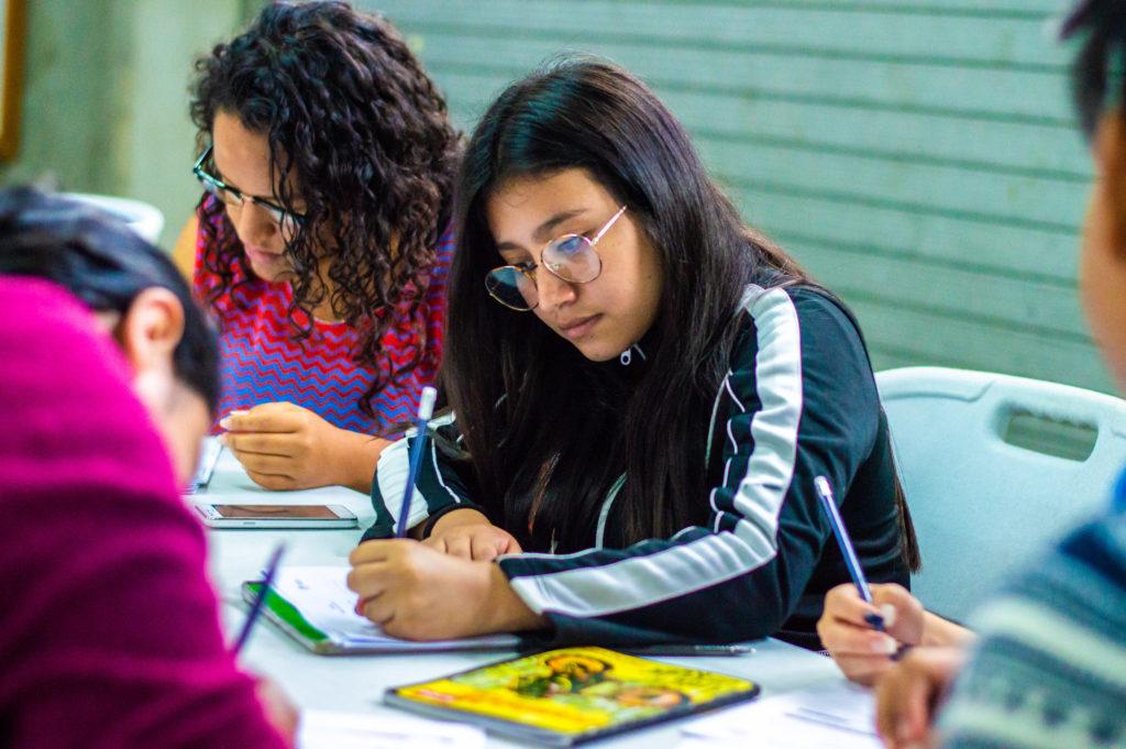 Acción Transformadora de Adolescentes y Jóvenes en Guatemala